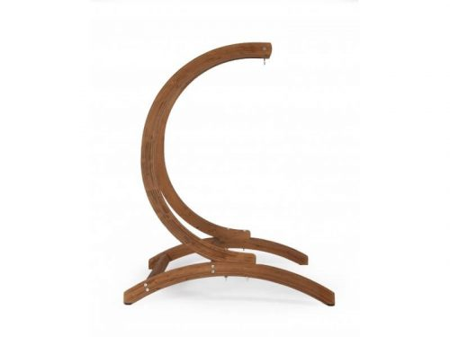Genoa Wooden Hammock Chair - Side view