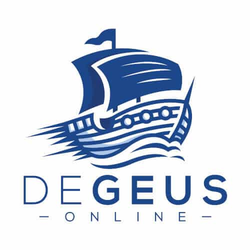 De Geus Online logo