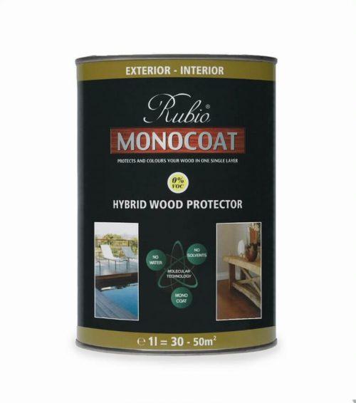 Rubio Monocoat Hybrid Wood Protector is verkrijgbaar bij Het Balkonbankje